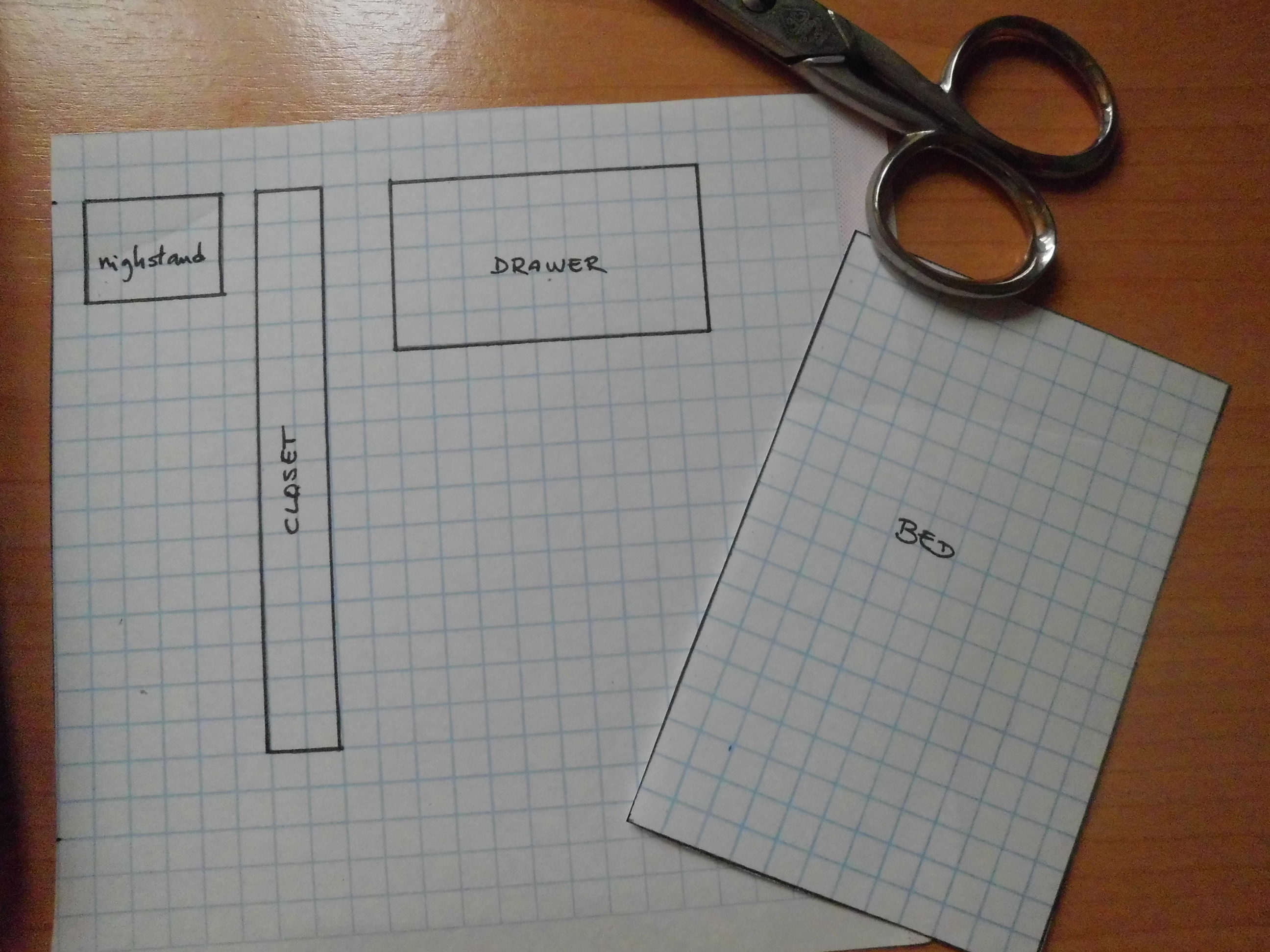 My Diy Weekend Project 7 How To Draw A Floor Plan The Happiest Pixel Actually Prefer Get Several Copies Of And Each Once You Have Them Its Like Game Can Try Every Furniture Combination Want On Map Until One That Fits Best Your Space