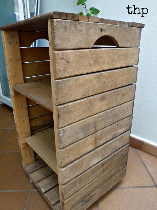 DIY 21: restoring furniture / restaurar un mueble  thehappiestpixel