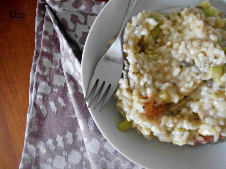 vegan risotto 3