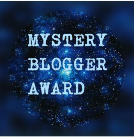 Mistery Blogger Award