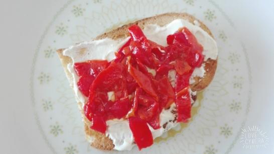 healtht brunch toasts