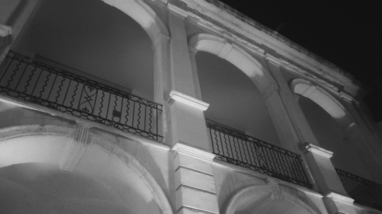 patio archway