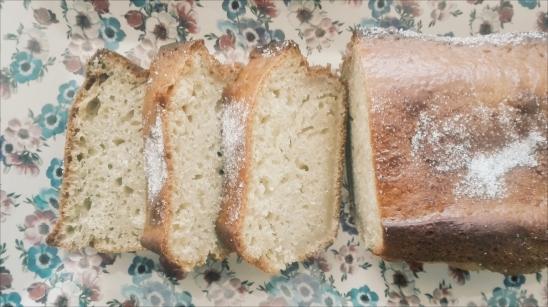 orange bread for breakfast